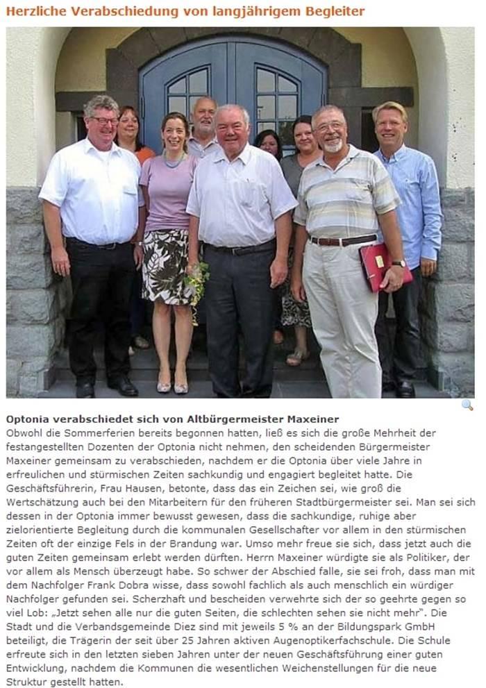 Amtsblatt Diez 4.9.2014 Verabschiedung
