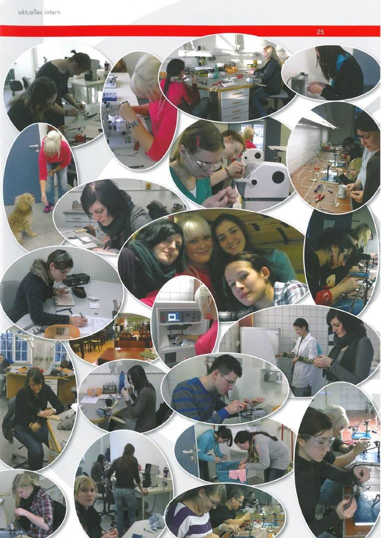Azubi-Werkstattseminar II März 2011